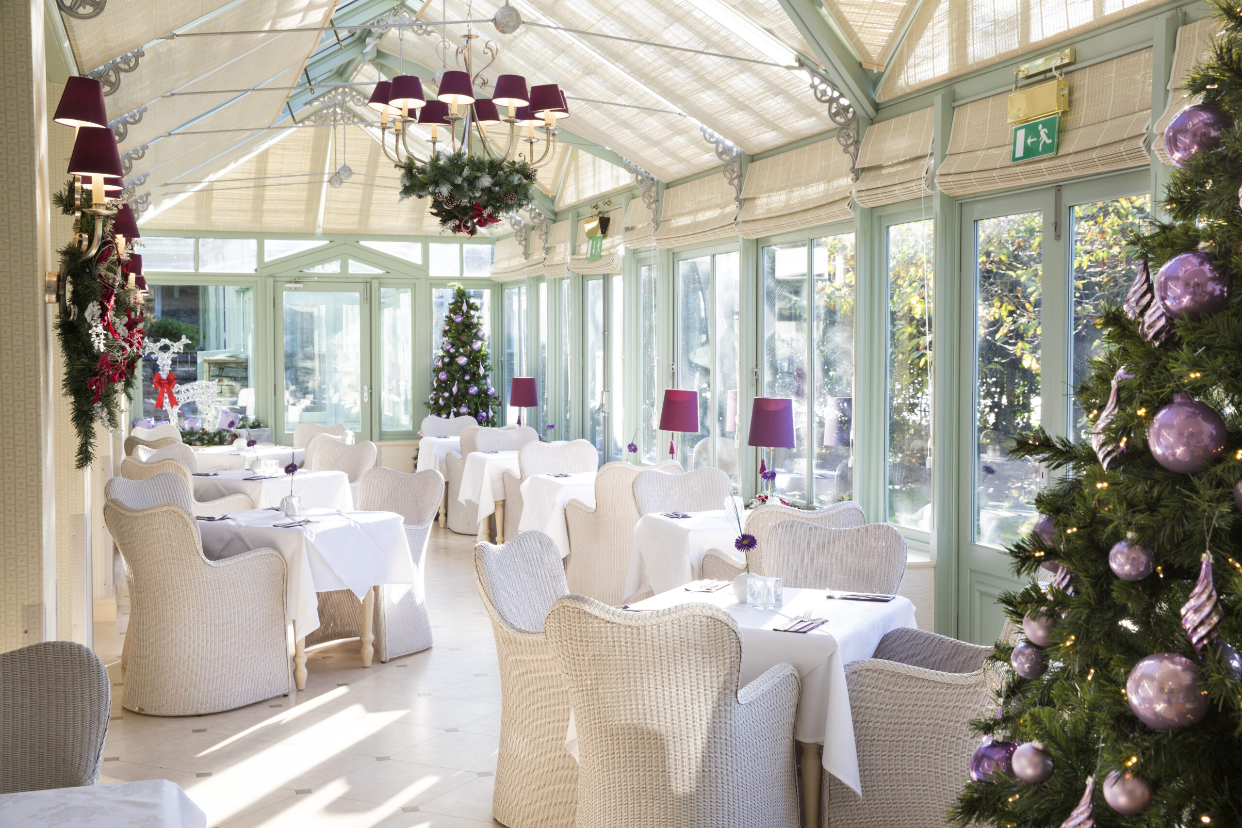 New Year's Day Jazz Brunch at the Borrowdale Hotel