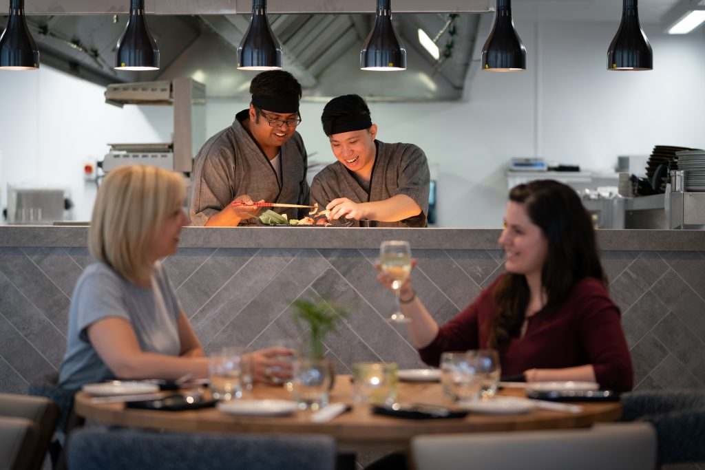 Mizu Pan Asian Restaurant Opens