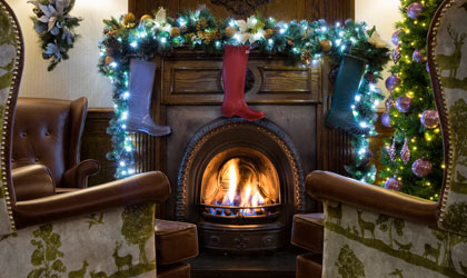 Christmas at the Borrowdale