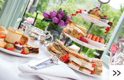 Borrowdale Afternoon Tea