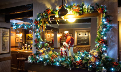 Christmas at the Kings Arms