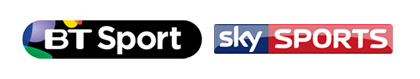 Sky Sports and BT Sport
