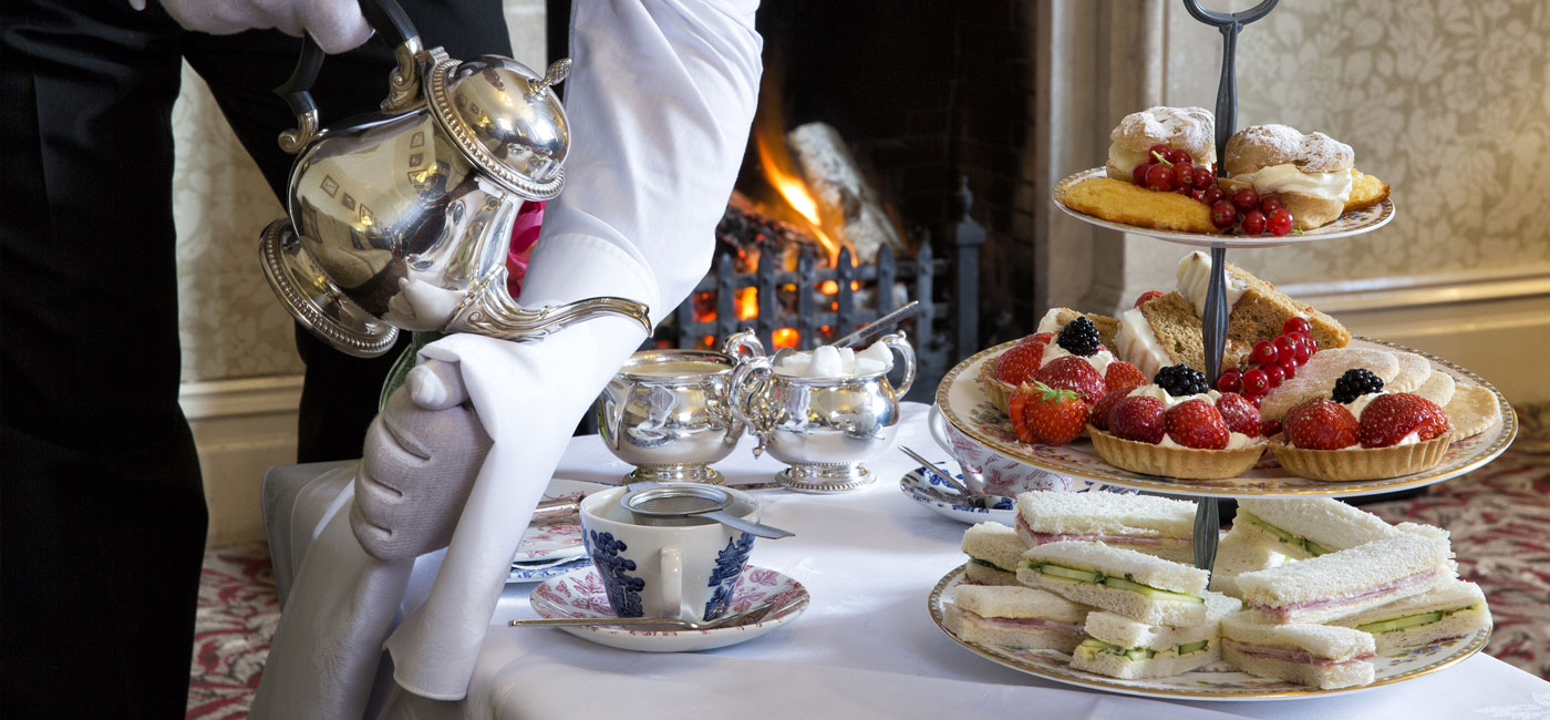 Afternoon Tea in the Lake District