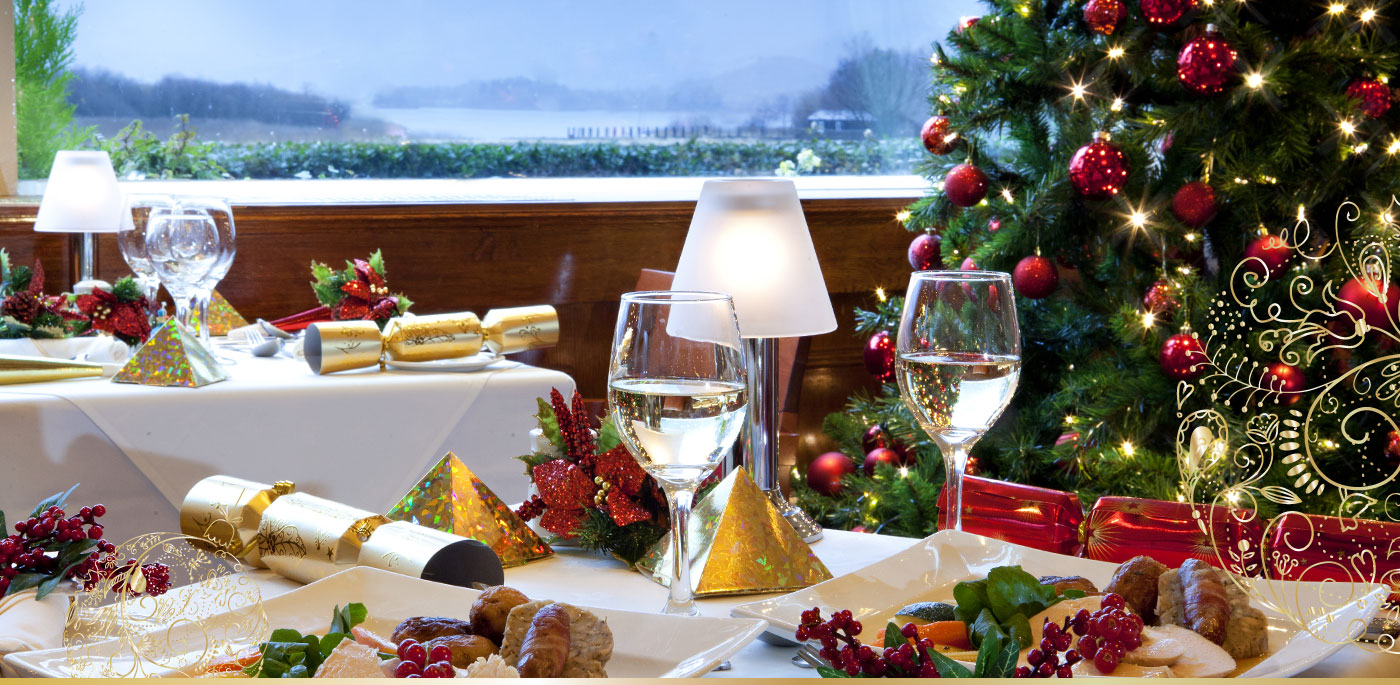 Christmas Dining in the Lake District