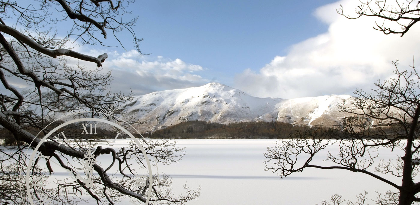 New Year in the Lake District
