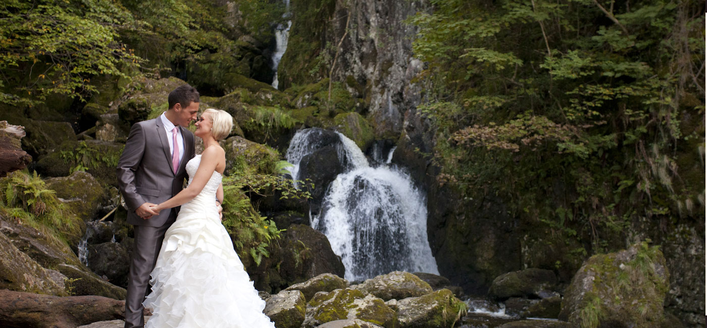 Lake District Wedding Venue Lodore Falls Hotel Keswick