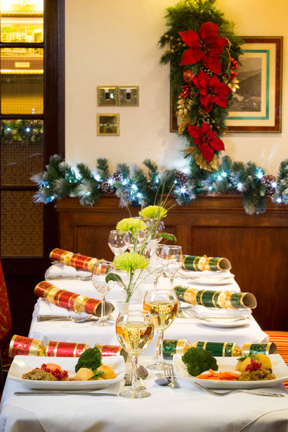 Christmas at the Skiddaw Hotel