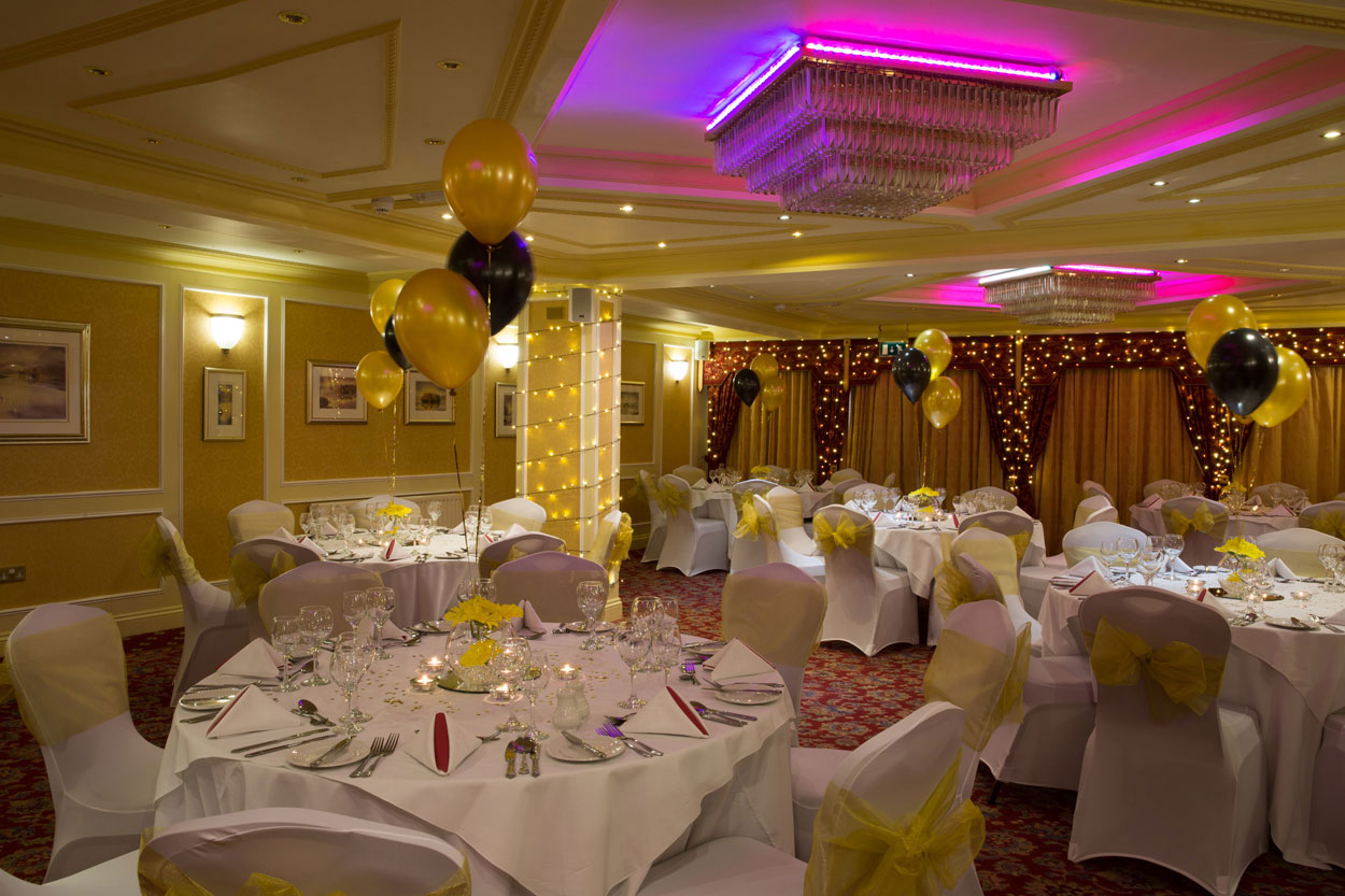 Venue hire in Keswick at the Skiddaw Hotel